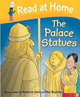 Book Read at Home: More Level 5b The Palace Statues by Cynthia Rider