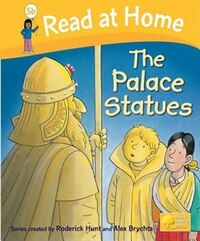 Read at Home: More Level 5b The Palace Statues