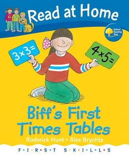 Book Read at Home: First Skills Biffs First Times Tables by Roderick Hunt