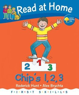 Book Read at Home: First Skills Chips 1,2,3 by Roderick Hunt