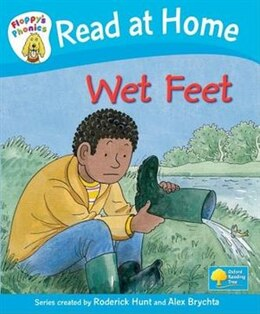 Book Wet Feet by Roderick Hunt