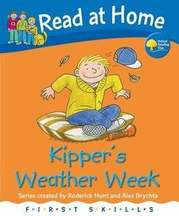 Book Read at Home: First Skills Kippers Weather Week by Roderick Hunt