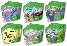 Book Oxford Reading Tree More Songbirds Phonics: Level 2 Class Pack (36 books, 6 of each title) by Julia Donaldson