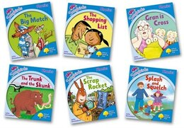 Book Oxford Reading Tree Songbirds Phonics: Level 3 Mixed Pack of 6 by Julia Donaldson