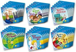 Book Oxford Reading Tree: Stage 3: More Songbirds Phonics Class Pack by Julia Donaldson