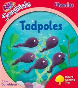 Book Oxford Reading Tree: Stage 4 - Songbirds Tadpoles by Oxford