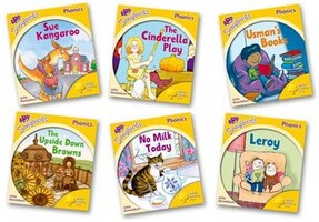 Oxford Reading Tree Songbirds Phonics: Level 5 Mixed Pack of 6