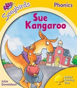 Book Oxford Reading Tree: Songbirds: Stage 5 Sue Kangaroo by Oxford
