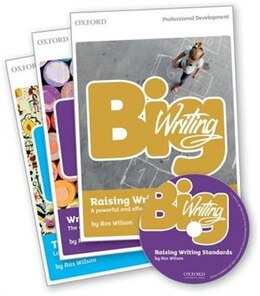Book Big Writing Complete Pack by Wilson Ros