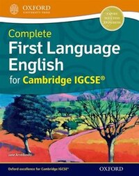First Language English for Cambridge IGCSERG
