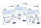 Numicon: Number, Pattern and Calculating 2 Explorer Progress Books ABC (Mixed pack)