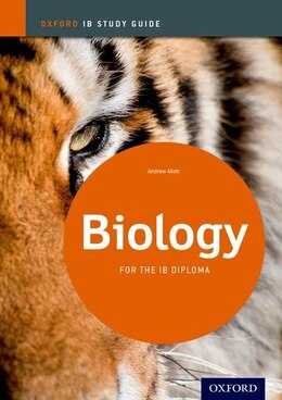 Book IB Biology: Study Guide: IB Study Guide by Andrew Allott