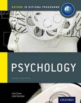 Book IB Psychology by John Crane