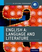 IB English A Language and Literature: Course Book
