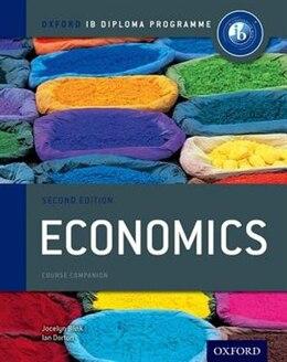 Book IB Economics by Jocelyn Blink