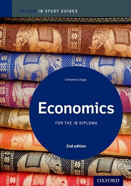 Book IB Economics: Study Guide: IB Study Guide by Constantine Ziogas