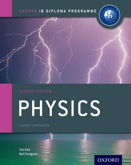 Book IB Physics by Tim Kirk