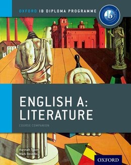 Book IB English A Literature: For the IB diploma by Hannah Tyson