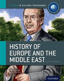 Book IB History of Europe and the Middle East by Mariam Habibi