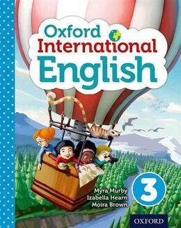 Book Oxford International Primary English: Level 3 Student Book by Izabella Hearn
