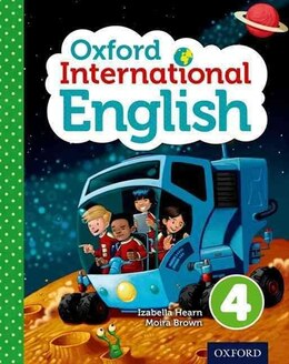Book Oxford International Primary English: Level 4 Student Book by Izabella Hearn