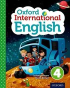 Oxford International Primary English: Level 4 Student Book