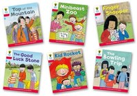 Oxford Reading Tree: Stage 4: Decode and Develop More A Pack of 6: Pack of 6