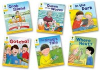 Oxford Reading Tree: Stage 6: Decode and Develop More A Pack of 5: Pack of 5