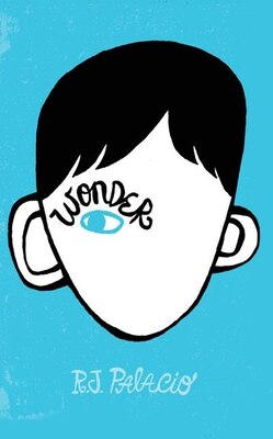 Book Rollercoasters: Wonder by R.J Palacio