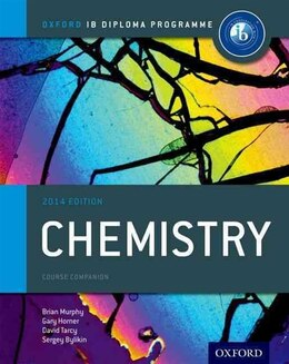 Book IB Chemistry Course Book 2014 edition: Oxford IB Diploma Programme by Brian Murphy