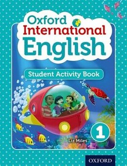 Book Oxford International Primary English: Level 1 Student Activity Book by Liz Miles