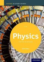 Physics Study Guide 2014 edition: Oxford IB Diploma Programme