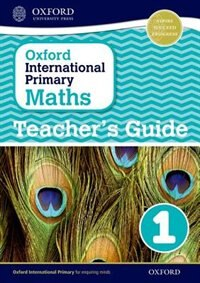 Book Oxford International Primary Maths: Stage 1: Age 5-6 Student Workbook 1 by Anthony Cotton