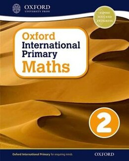 Book Oxford International Primary Maths: Stage 2: Age 6-7 Student Workbook 2 by Anthony Cotton