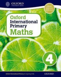 Book Oxford International Primary Maths: Stage 4: Age 8-9 Student Workbook 4 by Anthony Cotton