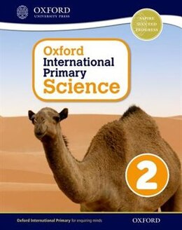 Book Oxford International Primary Science: Stage 2: Age 6-7 Student Workbook 2 by Terry Hudson