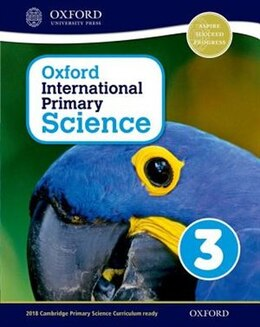 Book Oxford International Primary Science: Stage 3: Age 7-8 Student Workbook 3 by Terry Hudson