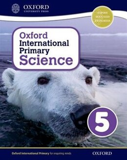 Book Oxford International Primary Science: Stage 5: Age 9-10 Student Workbook 5 by Terry Hudson