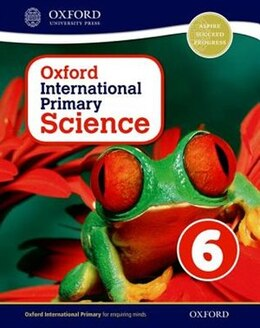 Book Oxford International Primary Science: Stage 6: Age 10-11 Student Workbook 6 by Terry Hudson
