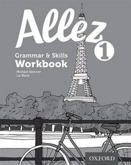 Book Allez: Level 1 Grammar and Skills Workbook Pack (8 Pack) by Liz Black