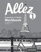 Allez: Level 1 Grammar and Skills Workbook Pack (8 Pack)