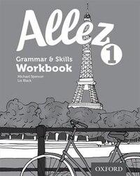 Allez: Level 1 Grammar and Skills Workbook Pack (8 Pack)