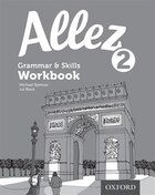 Allez: Level 2 Grammar and Skills Workbook (8 pack)