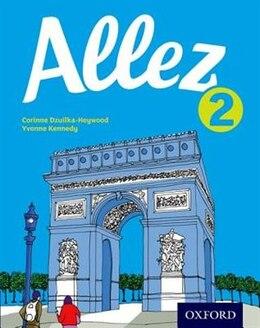 Book Allex: Level 2 Student Book by Corinne Dzuilka-Heywood