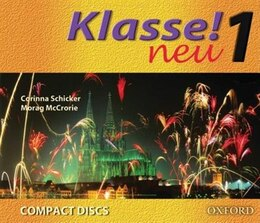 Book Klasse! Neu: Part 1 CDs 1 by Corinna Schicker
