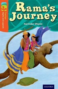 Book Oxford Reading Tree TreeTops Myths and Legends: Level 13 Ramas Journey by Narinder Dhami