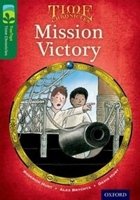 Book Oxford Reading Tree TreeTops Time Chronicles: Level 12 Mission Victory by Roderick Hunt