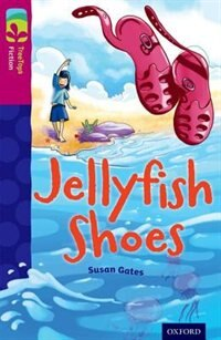 Book Oxford Reading Tree TreeTops Fiction: Level 10 More Pack A Jellyfish Shoes by Susan Gates