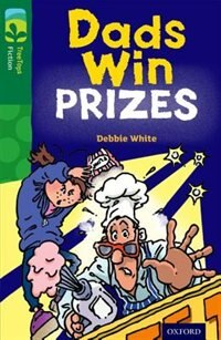 Book Oxford Reading Tree TreeTops Fiction: Level 12 More Pack B Dads Win Prizes by Debbie White