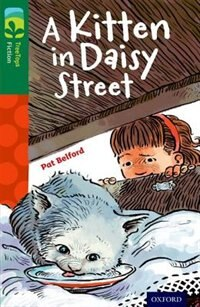 Book Oxford Reading Tree TreeTops Fiction: Level 12 More Pack B A Kitten in Daisy Street by Pat Belford